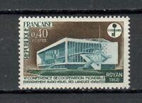 S25000) France 1968 MNH International Co-Operation 1v