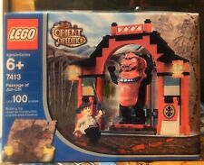 NEW Lego 7413 Orient Expedition Passage of Jun-Chi RETIRED SEALED