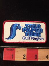 Star Paper Tube Gulf Region Brand Advertising Patch (?HQ In Taylors SC ?) 60C8