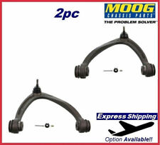 MOOG Control Arm SET Front Upper For CHEVROLET CADILLAC GMC Kit RK80669 RK80670