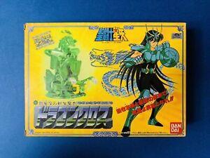 Used Saint Cloth Myth  Dragon Shiryu Action Figure Bandai Seiya Anime Manga