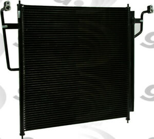 A/C Condenser fits 2004-2015 Nissan Titan Armada Pathfinder Armada  GLOBAL PARTS