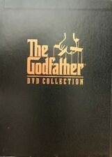 The Godfather Collection The Godfather, Part Ii, Part Iii & Bonus 5 disc Dvd