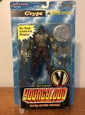 Crypt Rob Liefeld's Youngblood Series 1 Ultra-Action Spawn McFarlane 1995