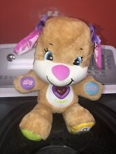 Fisher Price Laugh And Learn Sis Dog