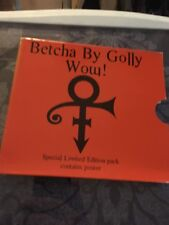 Prince-Betcha by golly wow (SLE) with poster