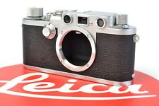 Leica IIIf 35mm Rangefinder Film Camera Body Only - Red Dial #M649664