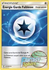 Pokemon - Lot de 2 x Energie Garde Faiblesse - Peu Commune - 213/236 - VF