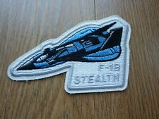 Stealth Fighter F-19 patch / badge new !