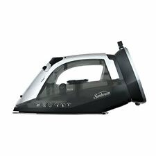 Sunbeam (GCSBNC-101-000) Versa Glide Cordless/Corded Iron, Black