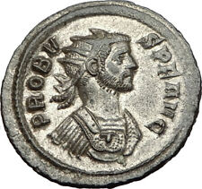 PROBUS Original 277AD Genuine Rome Authentic Ancient Roman Coin JUPITER i65475