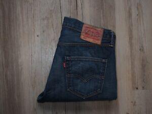 Levis 501 (0007) Straight- Cut Jeans W34 L32 Neueres Modell LK5269