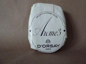 Arome3 D'orsay Paris  Seife 150g Neu unbenutzt Vintage