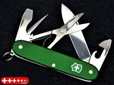 💚 VICTORINOX PIONEER X GREEN LCSAS - 0.8231.24R4 - ALOX -