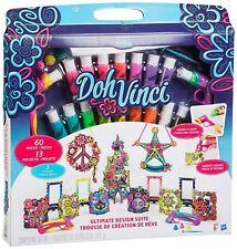 Play Doh Vinci 60 Pièce Ultimate Design Suite Haut Fleur Tour Projet de paix