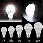 E27 Energy Saving LED Bulb Light Lamp Bulbs 3W/5W/7W/9W/12W White 220V