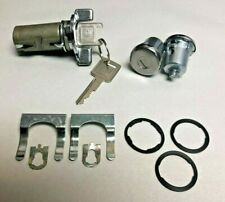 NEW 1979-1987 Chevrolet C/K Series Truck Ignition & Door lock set with GM Keys