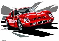 Medium (up to 36in.) Sports Cars Art Prints