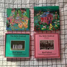 RED VELVET the Reve Festival Finale (scrapbook or finale ver.) NO PC