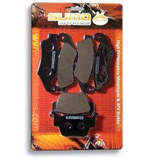 Honda FR+R Brake Pads TRX 450 R ER (2004-2012) 04 05 06 07 08 09 10 11 12 TRX450