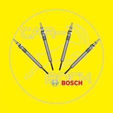 4 x Glühkerzen BOSCH 1.6 2.0 TDI CR AUDI A3 A4 A5 A6 Q3 Q5 Golf 6 7 T5 Passat 3C