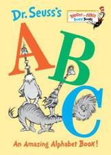 Dr. Seuss's ABC: An Amazing Alphabet Book! by Seuss, Dr.