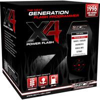 SCT 7015 X4 Flash Programmer Tuner Power Ford Powerstroke Diesel 7.3 6.0 6.4 6.7