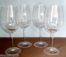 Riedel Sommeliers Bordeaux Grand Cru Wine SET/4 Glasses #400/00 New In Box