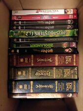 DVD Movie Lot Harry Potter Lord Of Rings Jurassic Park Narnia