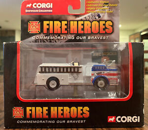 CORGI FIRE HEROES COMMEMORATING OUR BRAVEST
