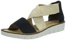 Rieker Damen-Sandalen-Stil im Mules