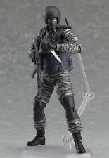 Metal Gear Solid 2-Sons OF Liberty Gurlukovich Soldier PVC Action Figure