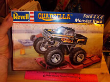 Revell Quadzilla monster truck NEW never put together, great collectible