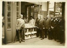 """Ecole Professionnelle d'Alimentation 1931"" Photo originale G. DEVRED / Agce ROL"