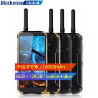 "5.7"" Blackview BV9500 Pro 6GB+128GB Smartphone IP68 Waterproof Walkie Talkie NFC"