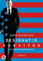 Designated Survivor -The Complete Second Season [DVD] [2018][Region 2]