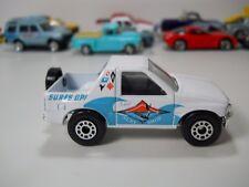 Matchbox Isuzu Amigo Surf Shop 1/64 Scale JC29