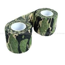 5PCS/SET Hunting Gun Grass Green Camo Stealth Tape Camouflage Wrap Rifle