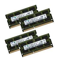 4x 4GB 16GB DDR3 RAM 1333 Mhz Apple iMac 2010 11,2 11,3 (Samsung Markenspeicher)