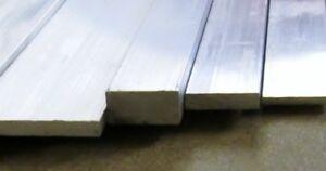 Barra piatta in alluminio 7075 ERGAL 100X10 mm