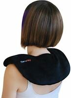 Neck and Shoulder Pain Relief Heating Pad by TheraPAQ - Moist Heat - SHIP FREE