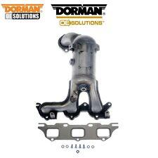 For Dodge Avenger Exhaust Manifold w/ Catalytic Converter Front Dorman 674-865