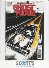 Marvel Comics Ghost Rider #1 January 2017 Smith Variant 1st Print NM