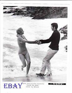 Susanne Benton busty leggy VINTAGE Photo Cover Me Babe
