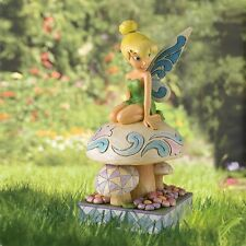Jim Shore TinkerBell A Little Pixie Dust To Make Garden Grow Disney Traditions