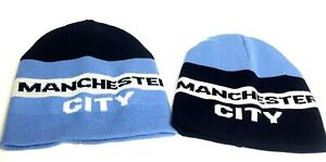 Manchester City Hat Beanie Hats Football Gifts