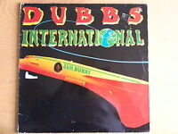 JAH BUNNY - DUBBS INTERNATIONAL ORIGINAL PRESS