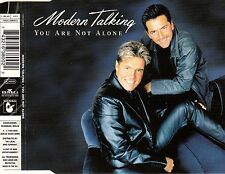 Modern talking: you are not alone/5 track-CD-COMME NEUF