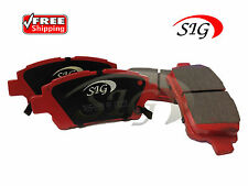 New HD Front SIG Brake Pads for Toyota Lifetime Warranty S-D822