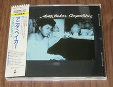 With obi! ANITA BAKER Japan PROMO CD Compositions 1990 original issue